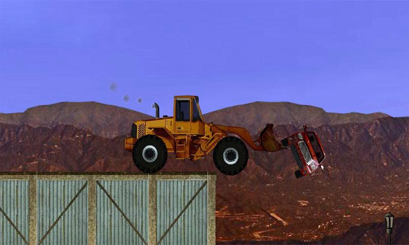 Bulldozer Mania The Game Bulldozer Mania Screenshot