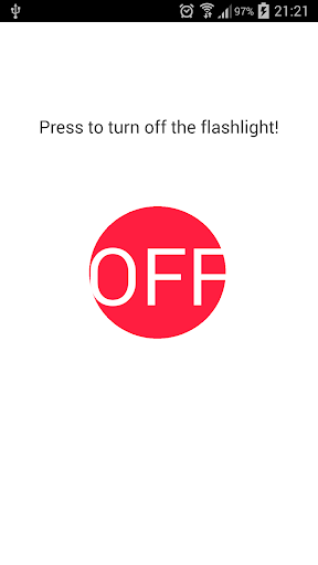 【免費攝影App】Just FlashLight!-APP點子