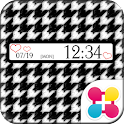 Houndstooth Hearts [+] HOME icon