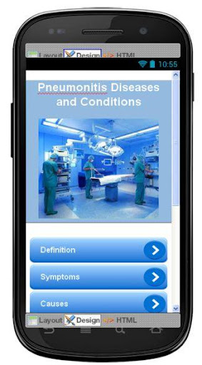 Pneumonitis Disease Symptoms