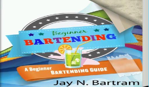 【免費書籍App】Beginner Bartending-APP點子