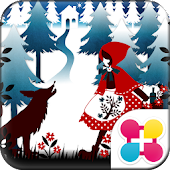 Cute Theme-Red Riding Hood-