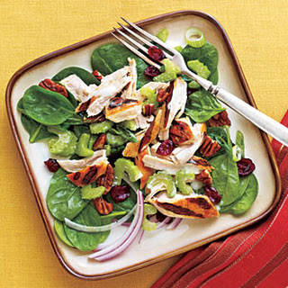 Easy Grilled Chicken Salad