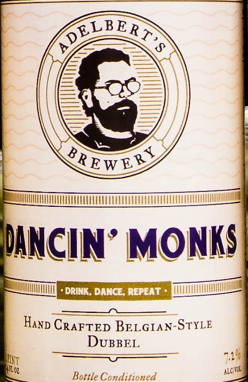 Logo of Adelbert's Dancin' Monks