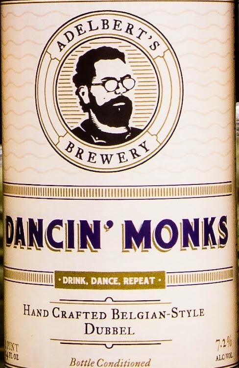 Logo of Adelbert's Dancin' Monks