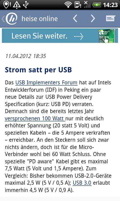 heise online- screenshot