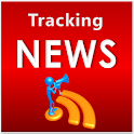 Tracking News logo