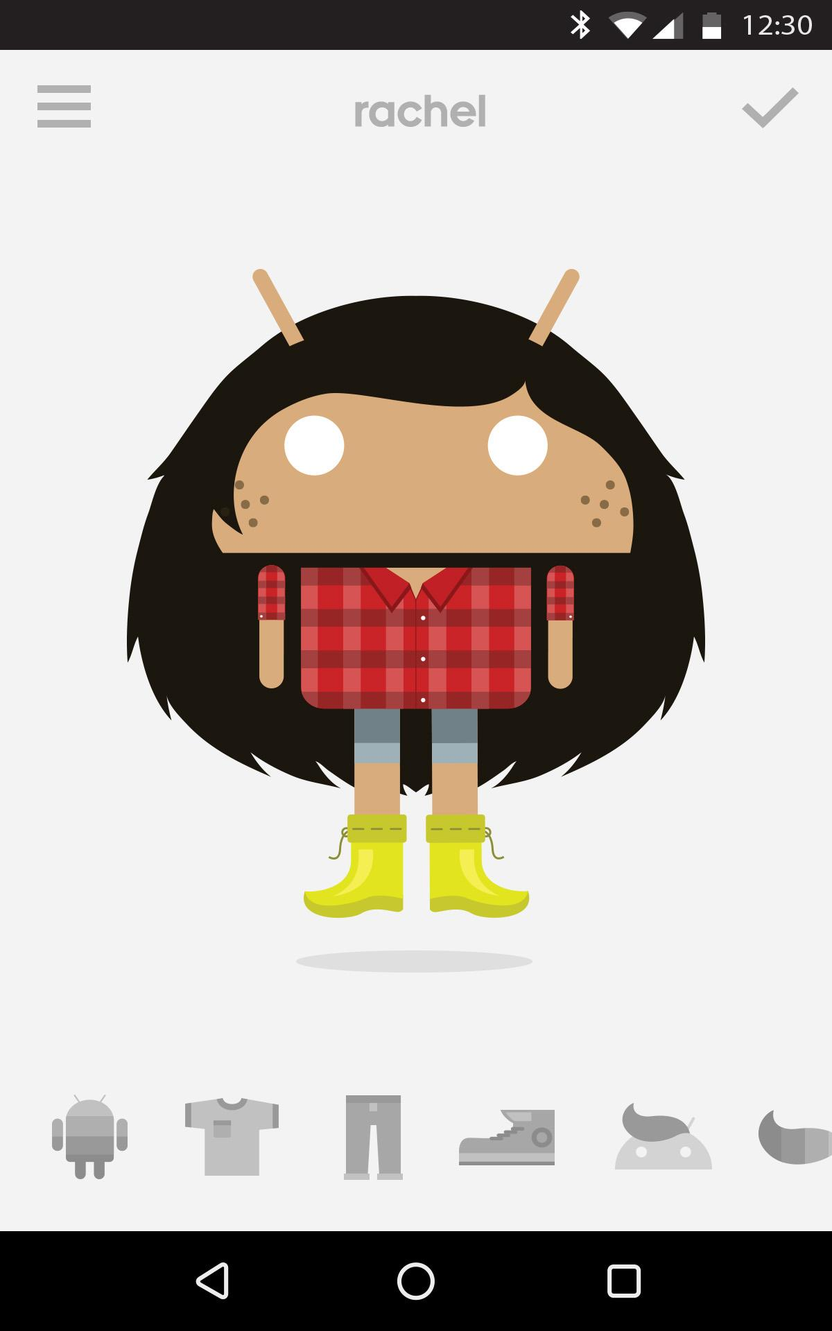 Androidify screenshot #13