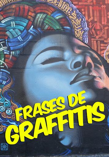 Frases de graffitis