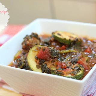 Italian Sausage & Vegetable Stew