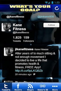 Kane Fitness - screenshot thumbnail