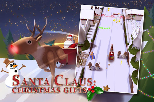 Santa Claus: Christmas Gifts