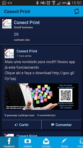 Conect Print - Gráfica