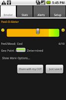 Screenshot of Qiktalk-Share Happiness