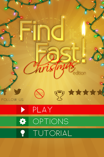 Find Hidden Objects Christmas