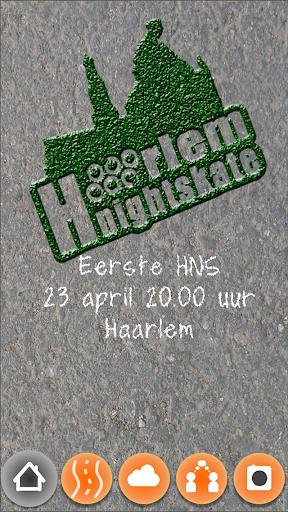 Haarlem Night Skate