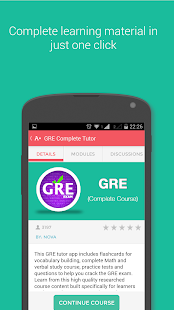GRE Exam Prep - screenshot thumbnail