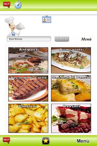 Find the recipes (cooking)- screenshot