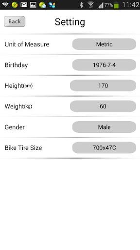 Isport Fitness Tracker