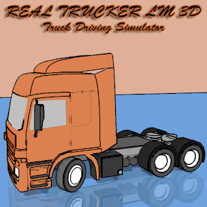 Real Trucker LM 3D for PC and MAC