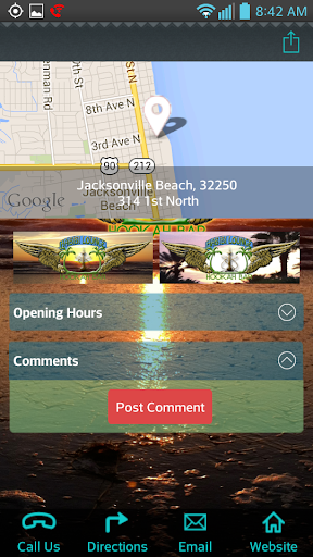 【免費旅遊App】Habibi Bar and Hookah Lounge-APP點子