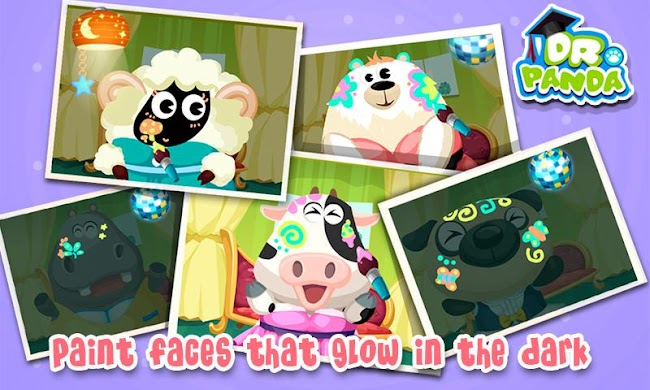 Dr. Panda Beauty Salon- screenshot