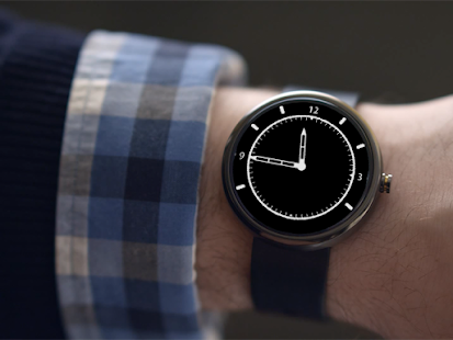 A32 WatchFace for Moto 360- screenshot thumbnail