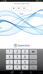 Basecone App- screenshot thumbnail