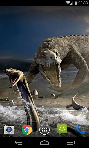 恐竜はHQ壁紙