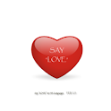 Say I LOVE YOU 193 LANGUAGES logo