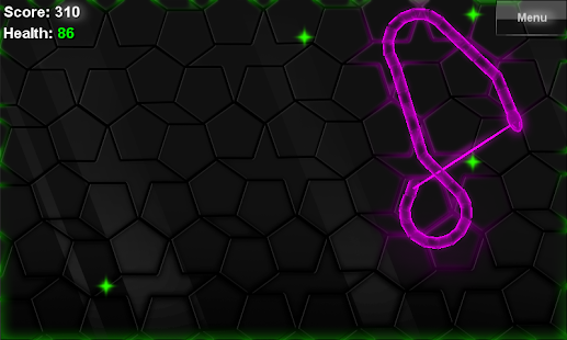 Glow Snake- screenshot thumbnail