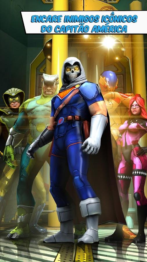 Capitão América 2: OSI - screenshot