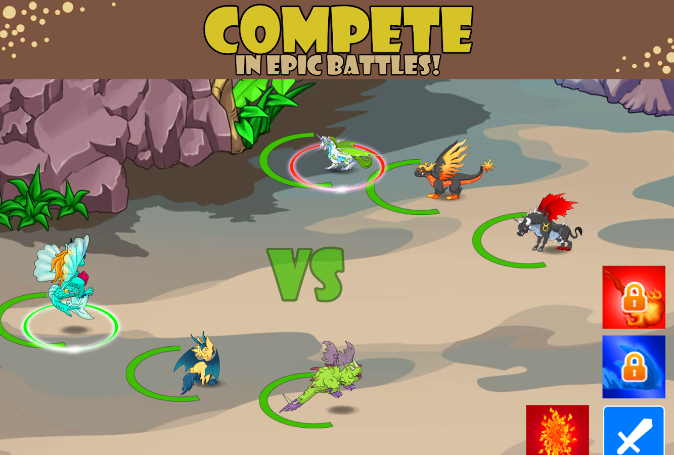 Monster Battle- screenshot