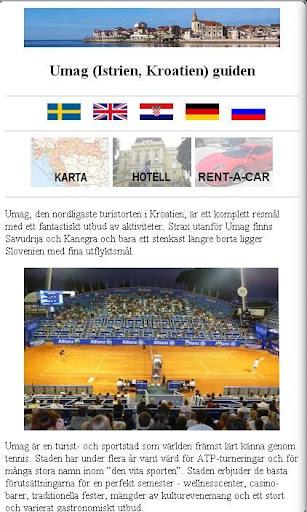 Umag Kroatien guide