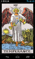 Screenshot of Tarot Cards and Horoscope