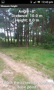 Measure Height- screenshot thumbnail