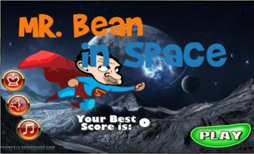 Mr.Bean in Space