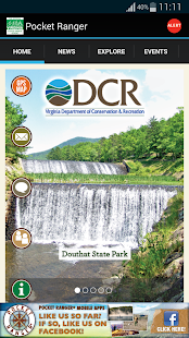 VA State Parks Guide- screenshot thumbnail