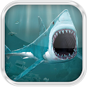 Sharks Ripple Water Effect icon