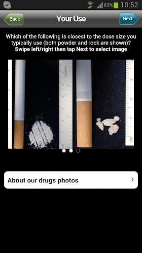 MDMA drugs meter
