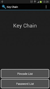 Key Chain - screenshot thumbnail