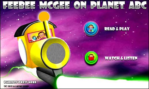 Feebee Mcgee on Planet ABC - screenshot thumbnail