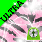 Ultra Cute Pink Tiger Locker icon