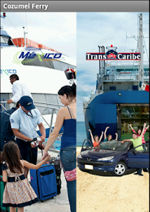 Cozumel Ferry - screenshot thumbnail