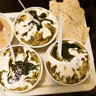 Ash-E Reshteh (Iranian Noodle Soup) Recipe