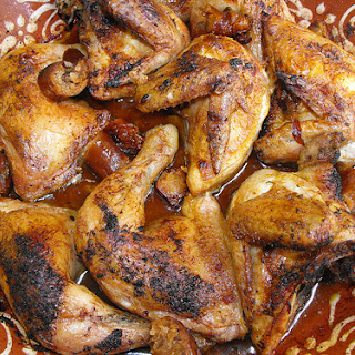 Roast Chicken.
