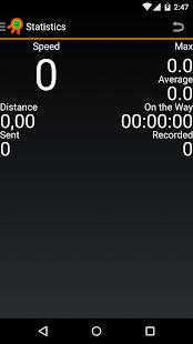 OsMoDroid GPS-tracker OsMo - náhled