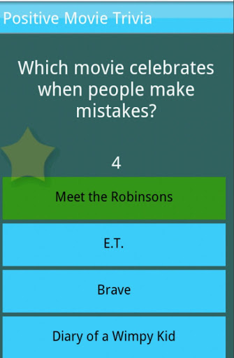 Positive Movie Trivia