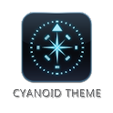 Cyanoid CM11/10 theme icon