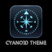 Cyanoid CM11/10 theme